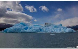 iceberg foto di angela bartoletti