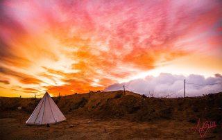 foto tramonto di angela bartoletti fotografa