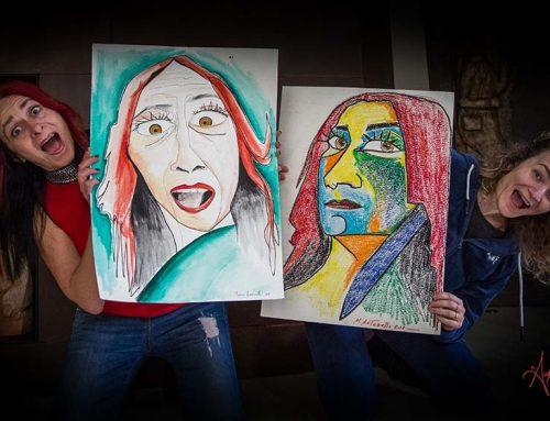 Monica Antonelli, artista a 360°!