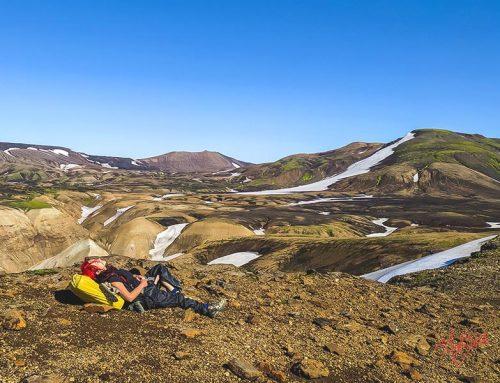 Laugavegur: trekking nell'isola dei vichinghi!