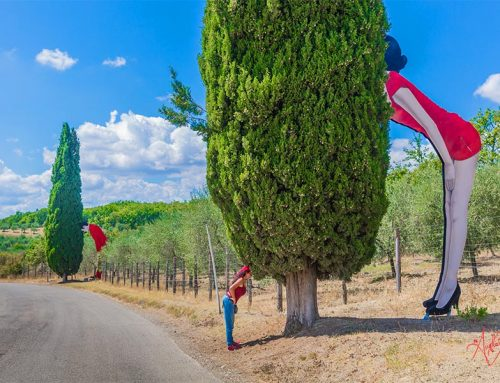 Arte contemporanea in Chianti